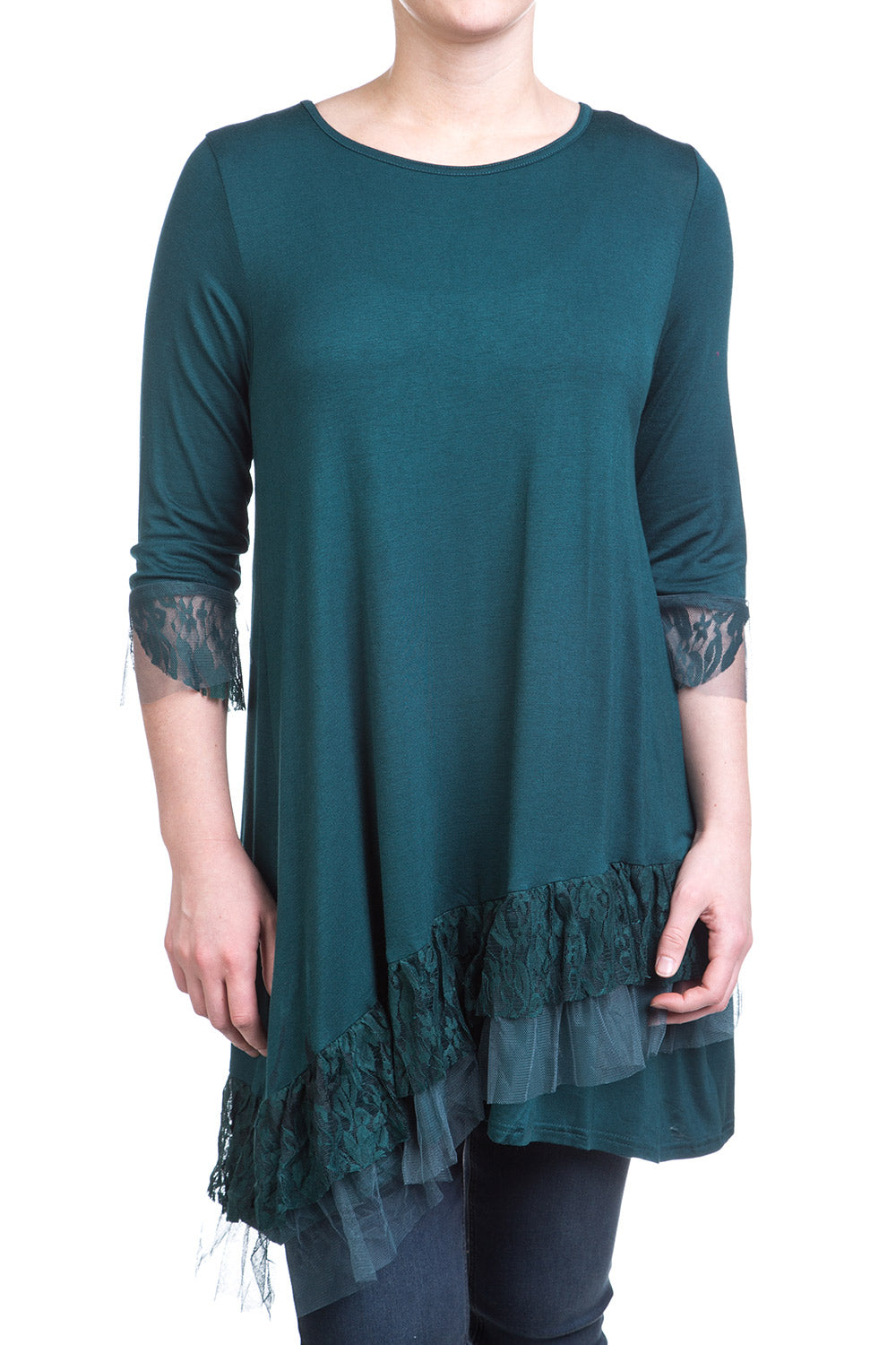 Type 2 Four Leaf Clover Tunic