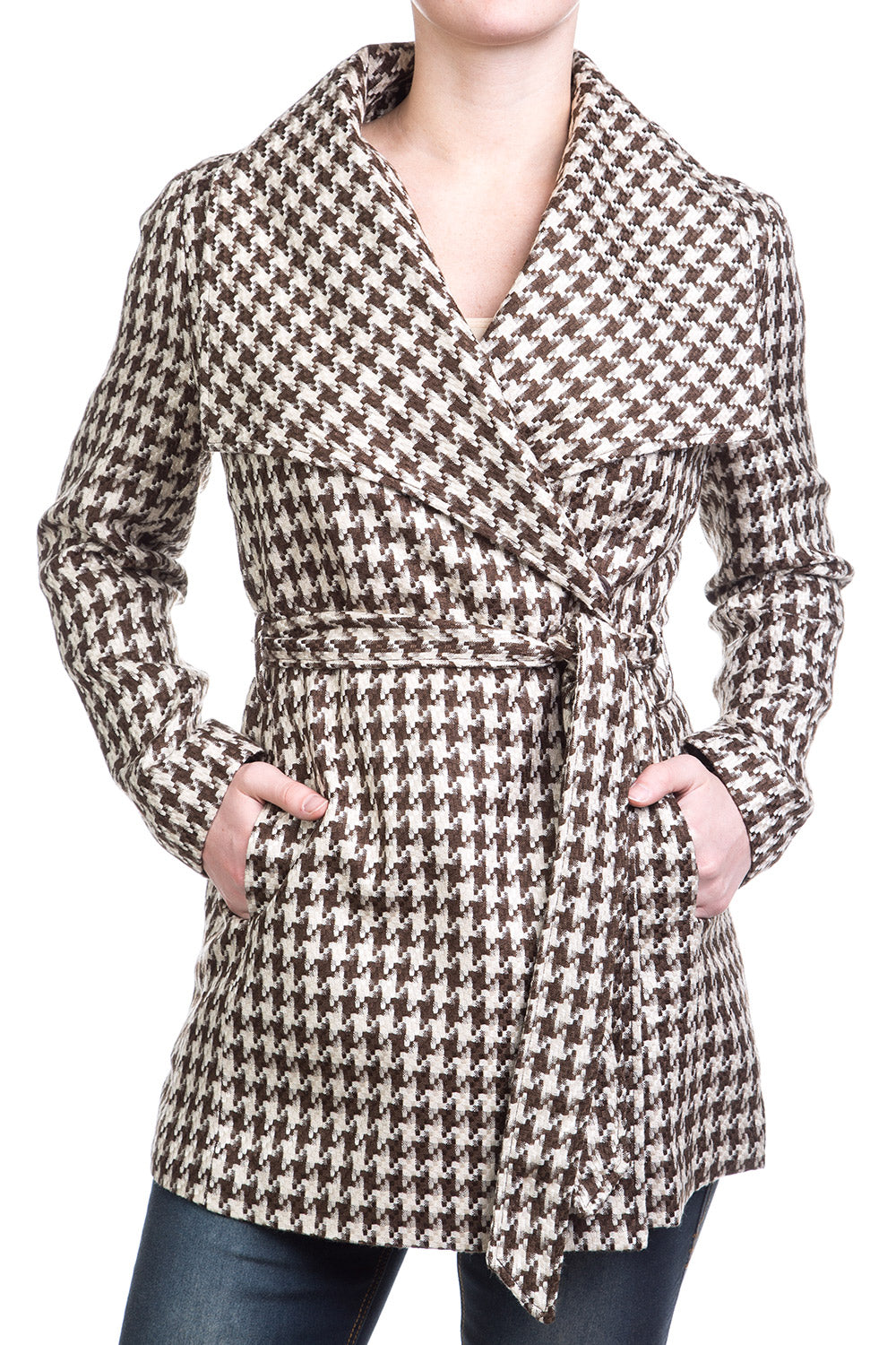 Type 3 The Fox And The Houndstooth Coat