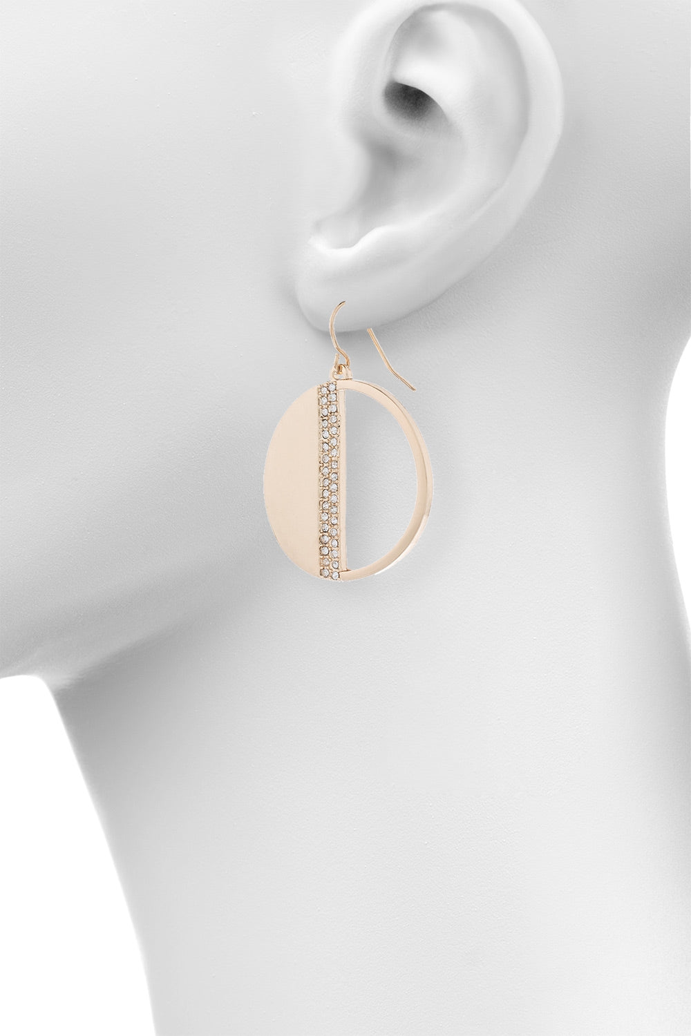 Type 1 Ride Through The Times Earrings