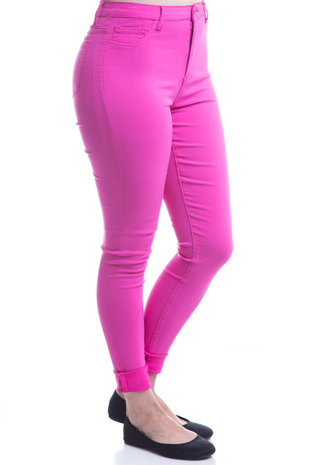 Type 4 Stunning Pink Jeggings