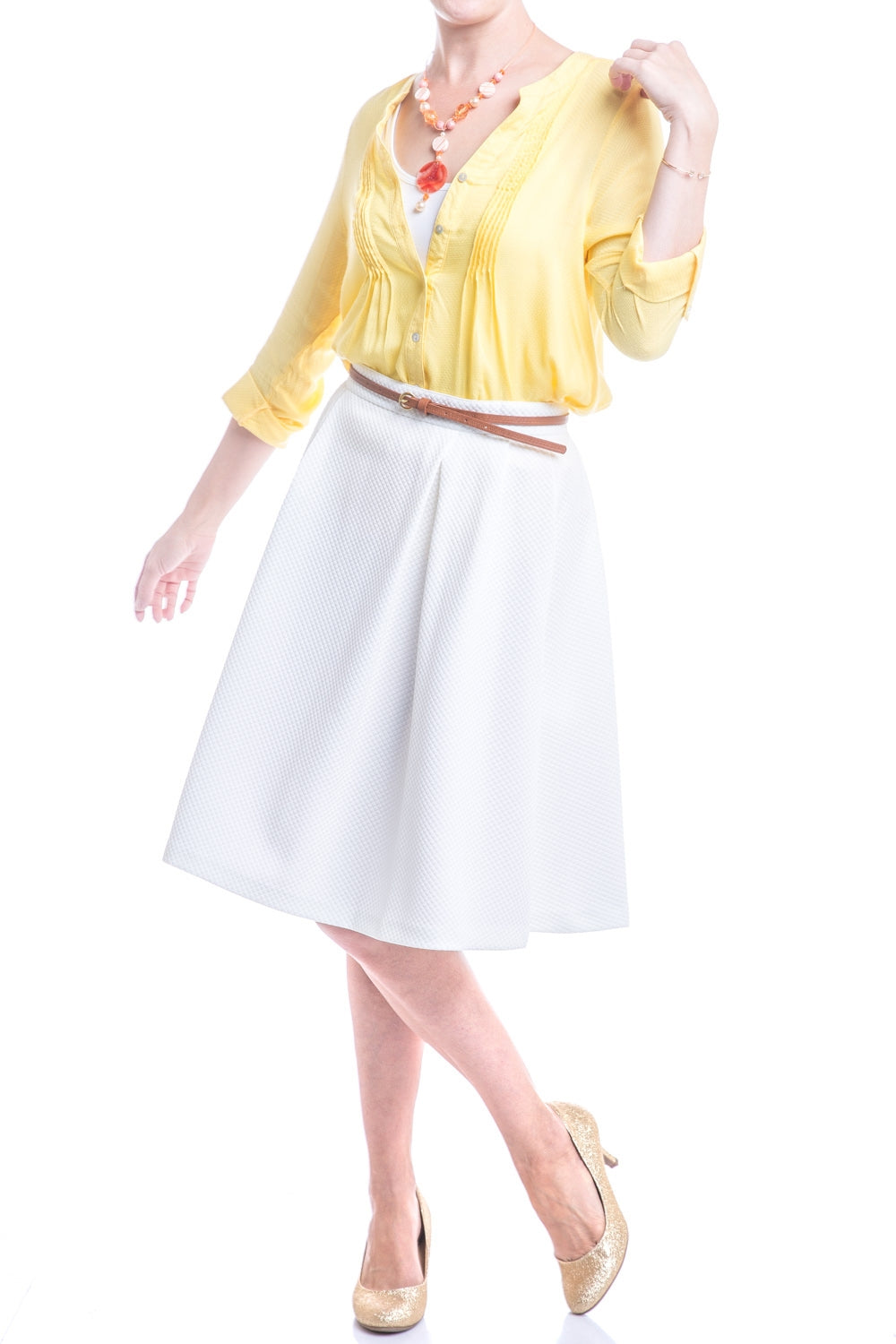 Type 1 Vanilla Ice Cream Skirt