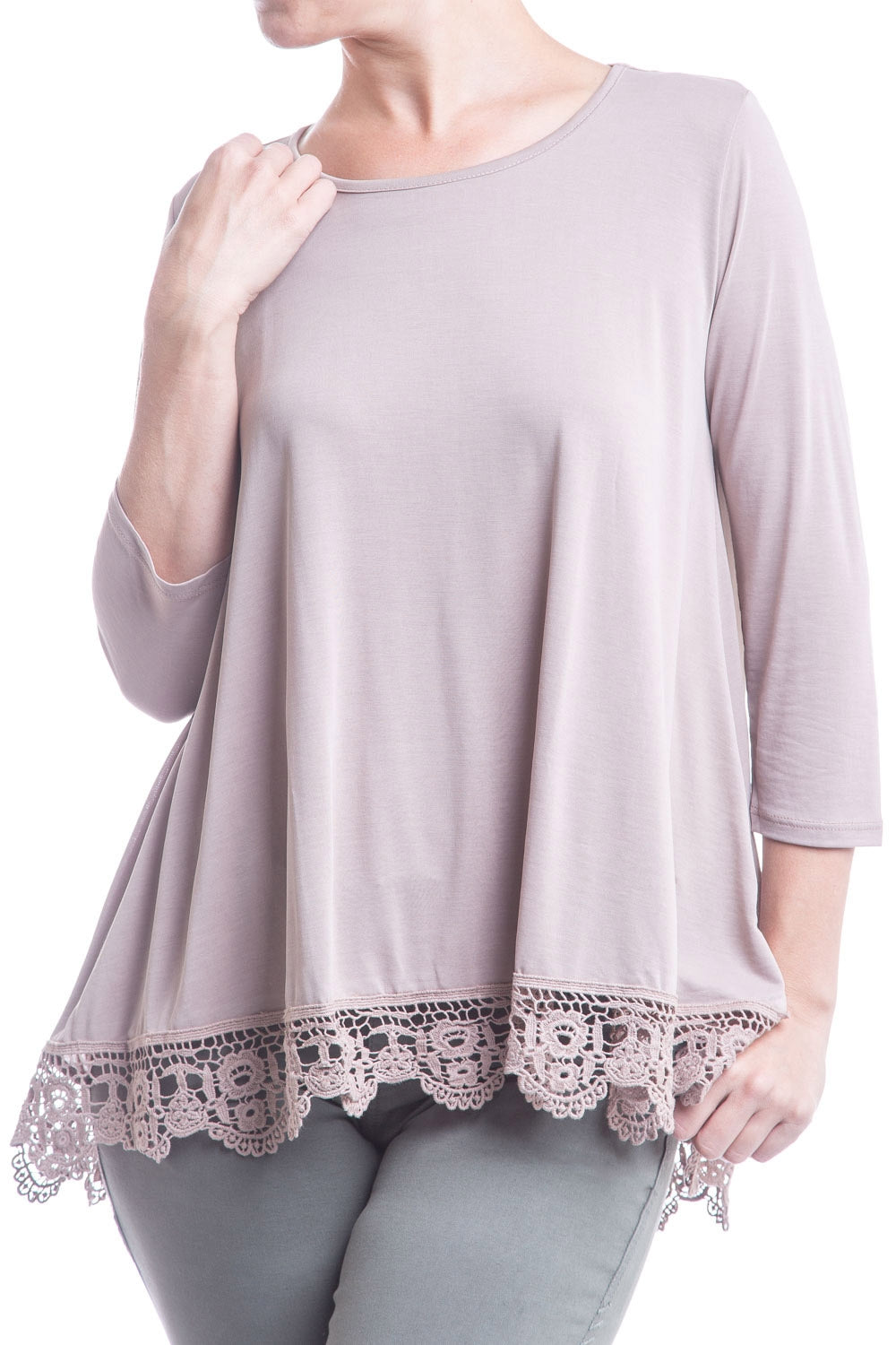 Type 2 Lovely Lace Top