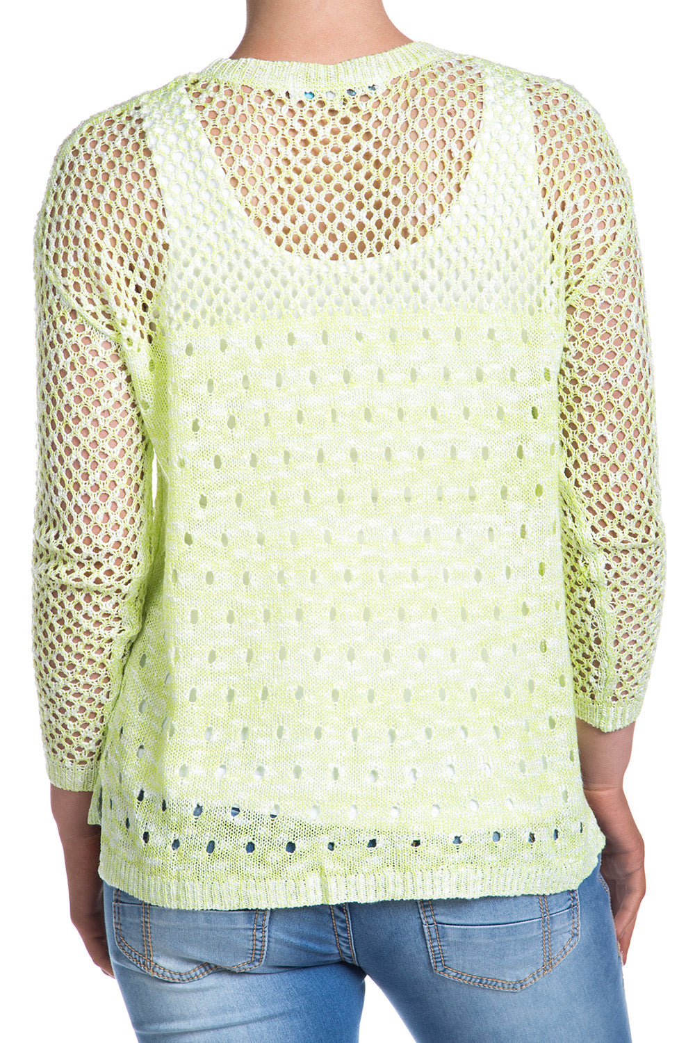 Type 1 Lime Time Sweater