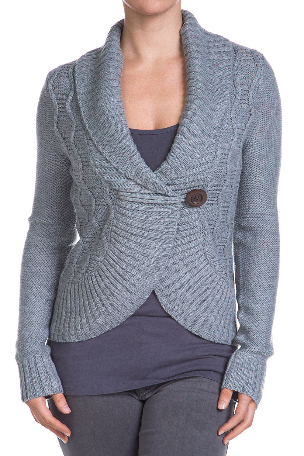 Type 2 Syncopation Cardigan