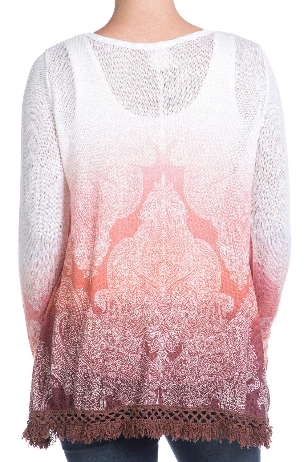 Type 3 Paisley Persuasion Top