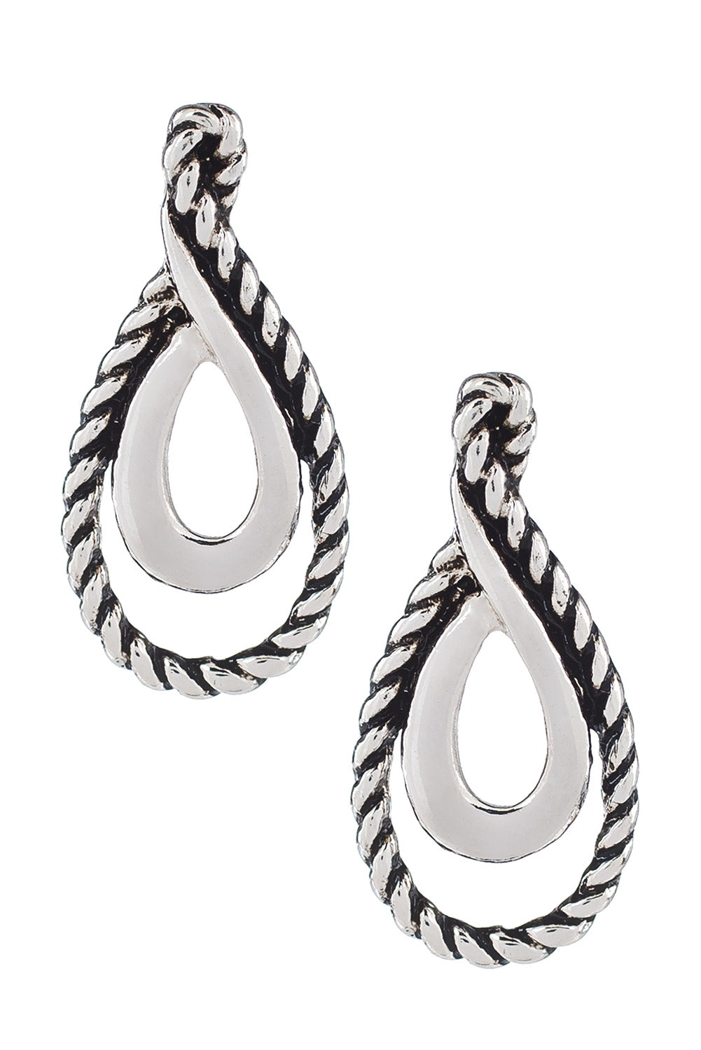 Type 2 Figure Eight Earrings