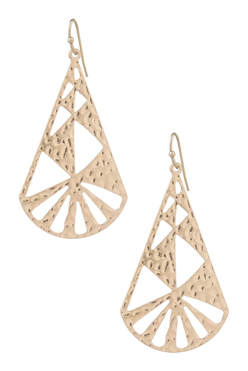 Type 3 Just Try Angles Earrings