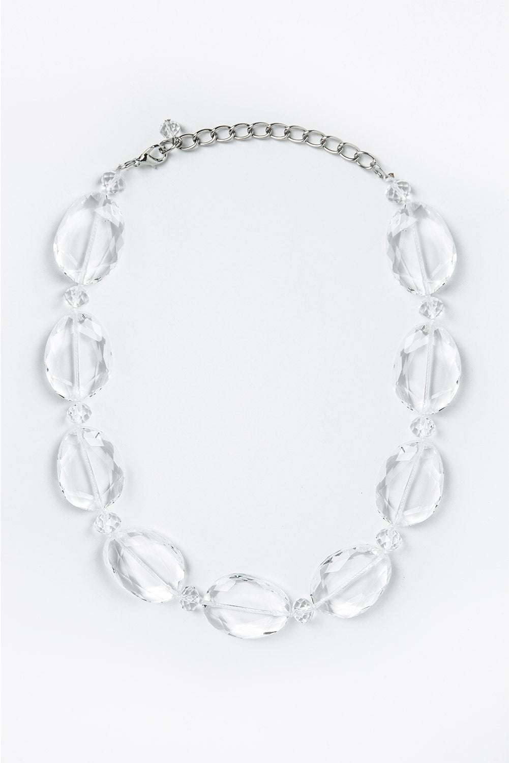 Type 4 Clear As Glass Necklace