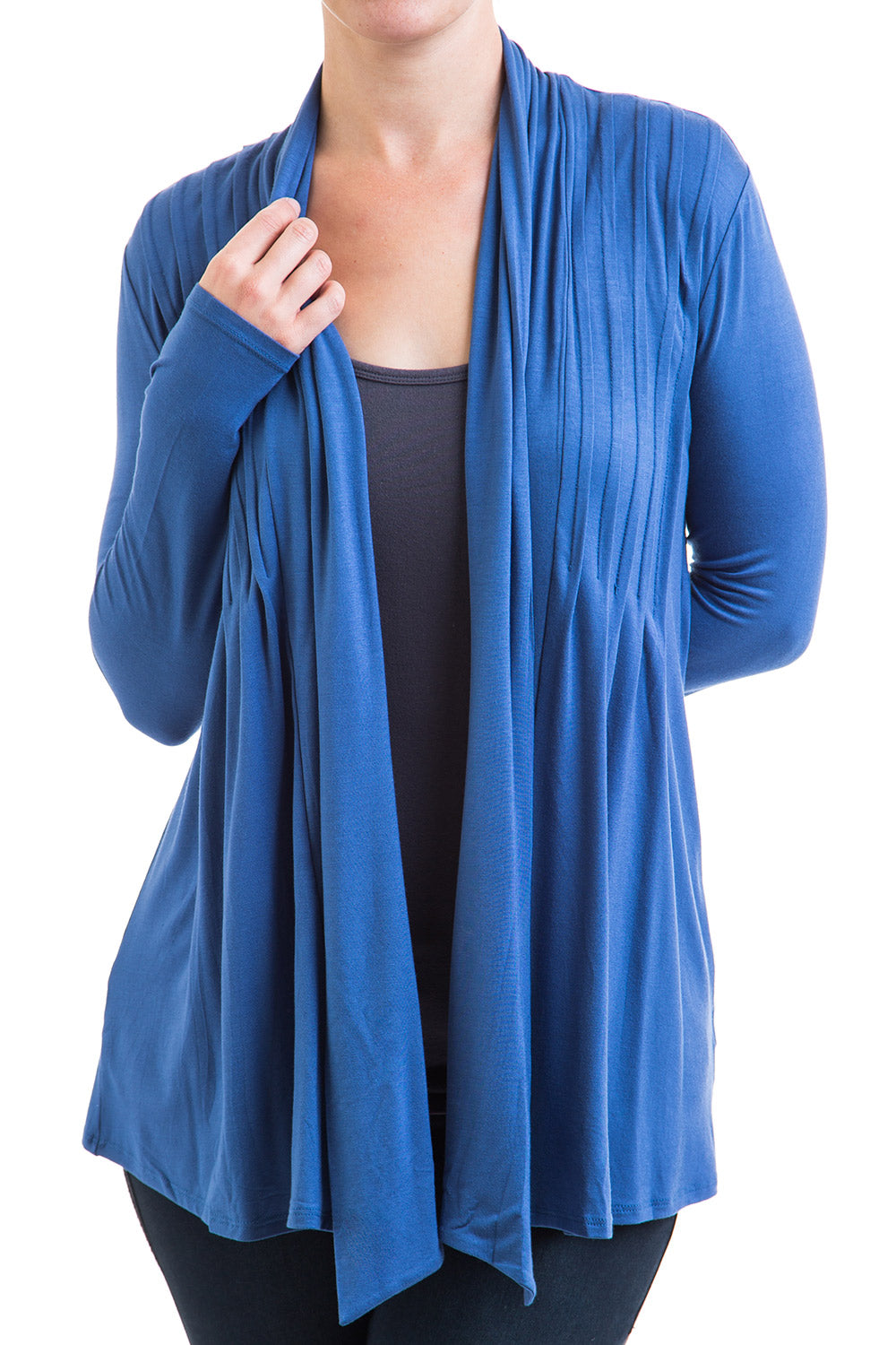 Type 2 True Blue Cardigan