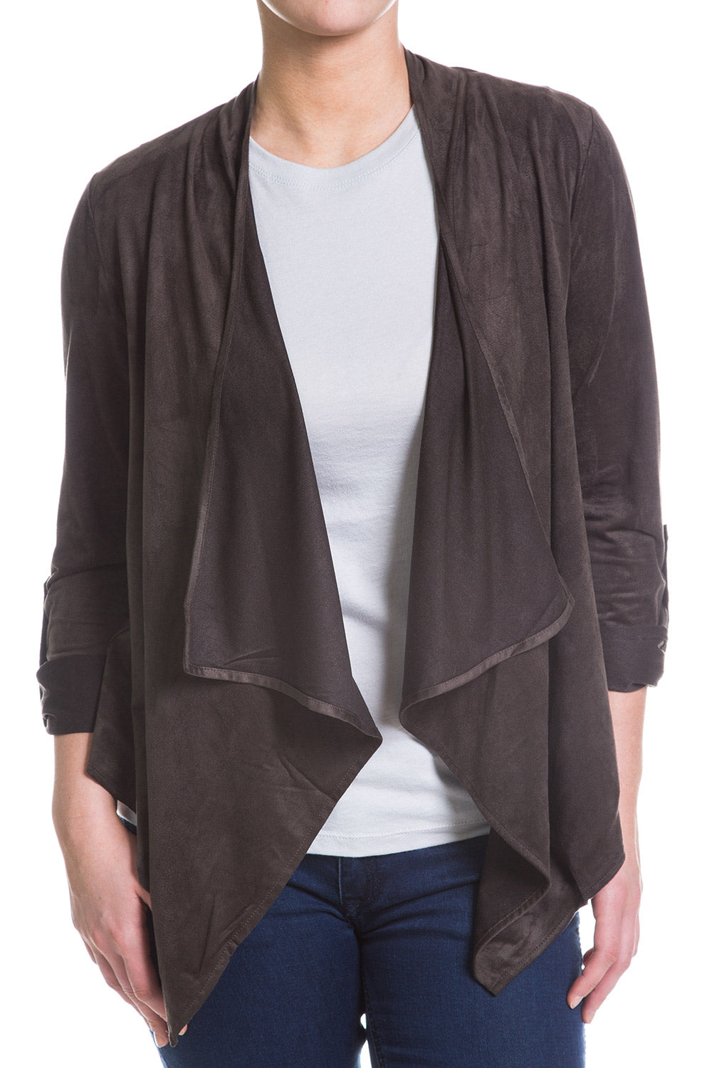 Type 2 Chic Suede Jacket