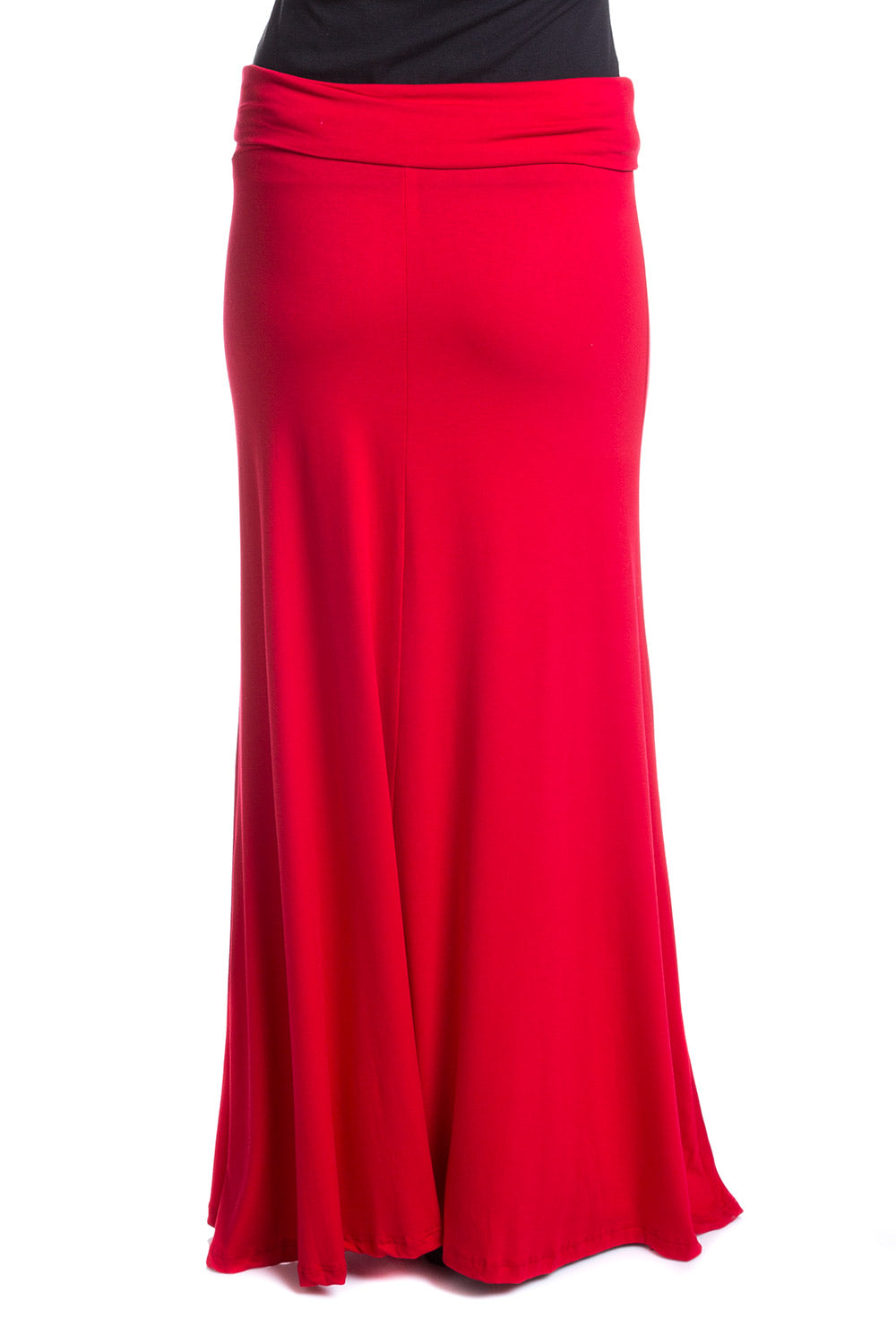 Type 4 Red Maxi Skirt