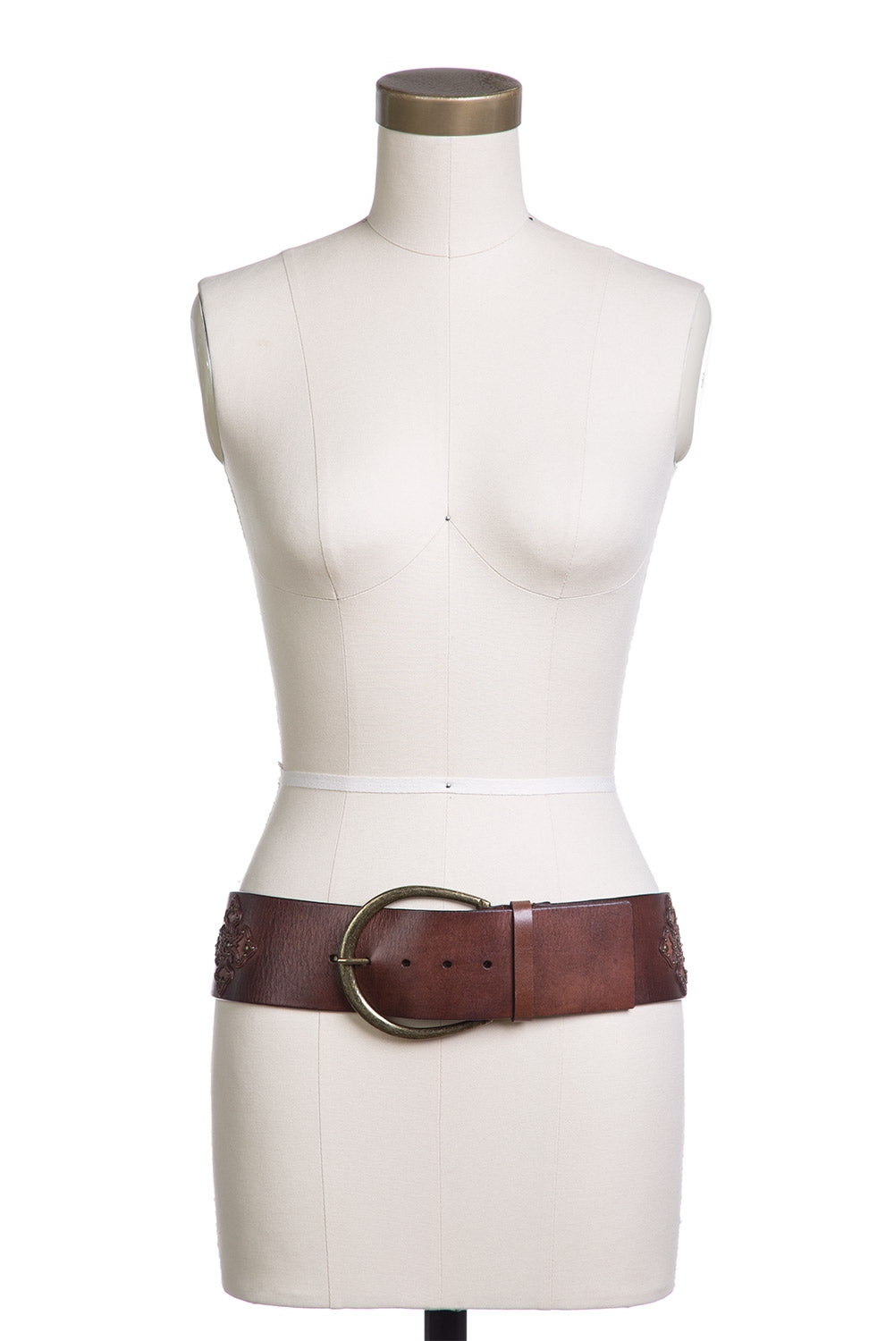 Type 3 Studded Leather Belt