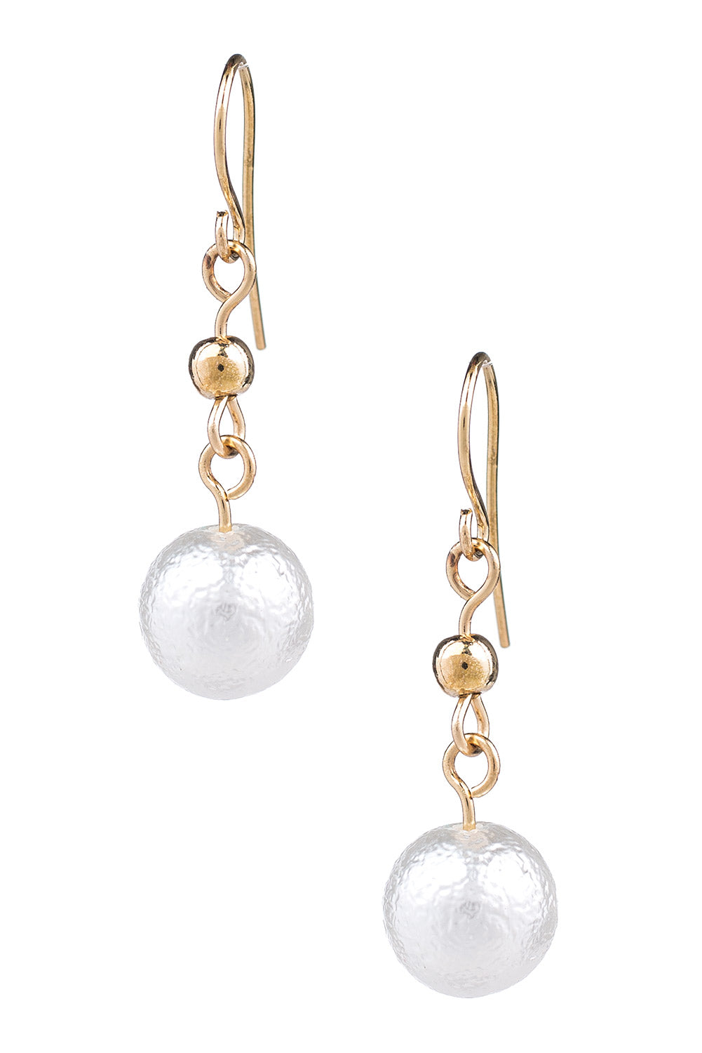 Type 1 Bedecked With Pearls Earrings