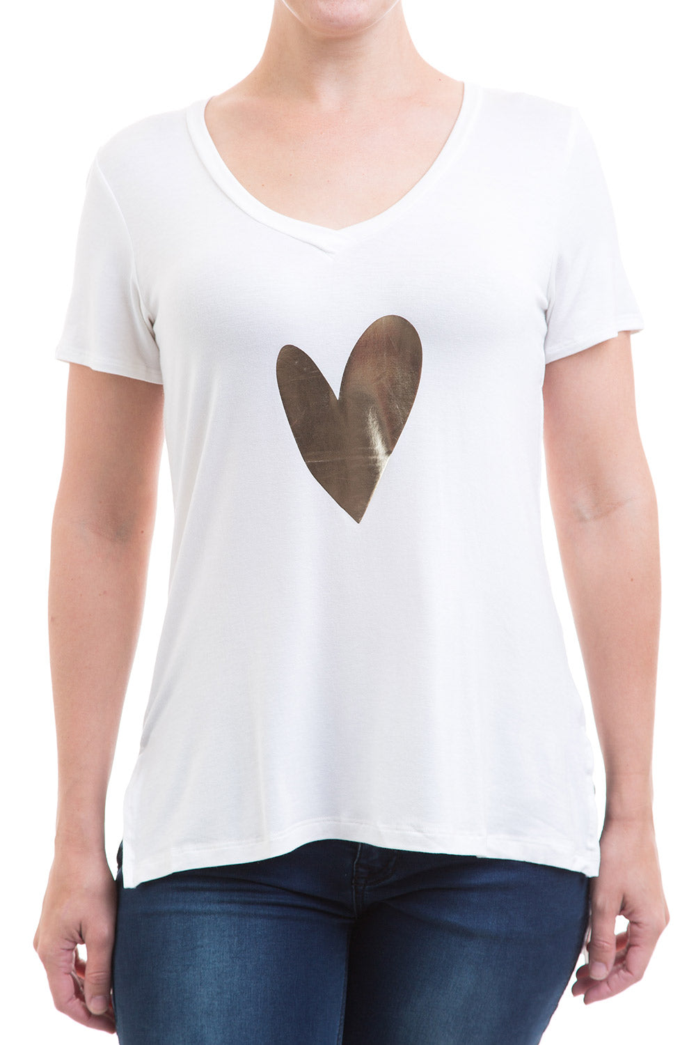 Type 1 Golden Heart Top