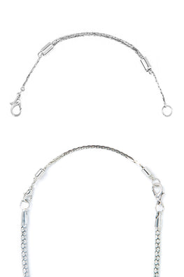 Necklace Extender - Silver