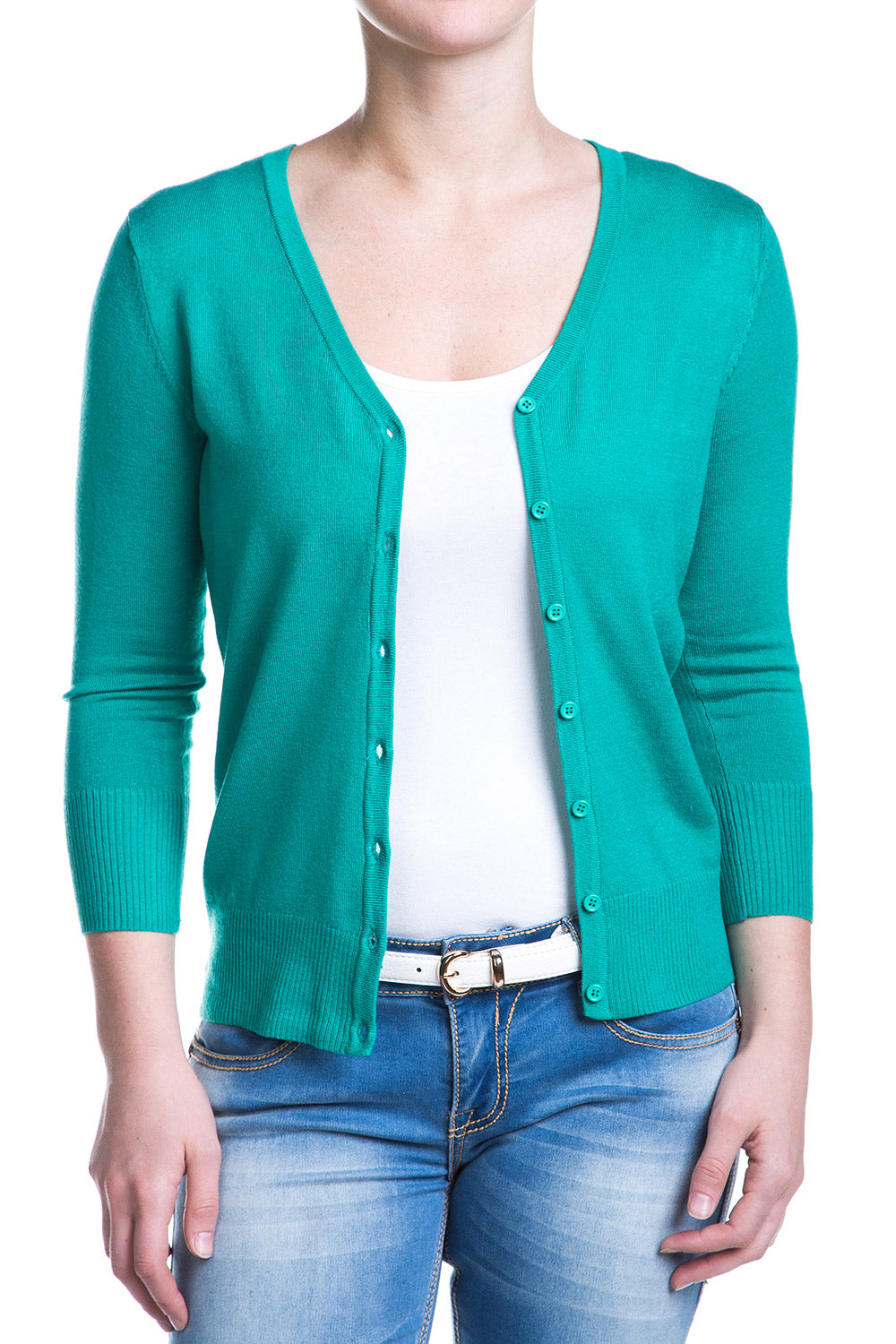 Type 1 Spring Green Cardigan