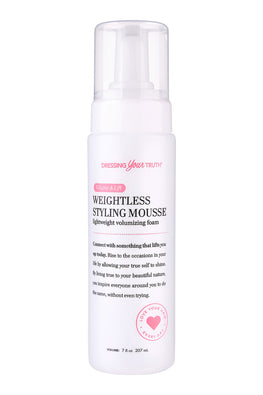 Weightless Styling Mousse