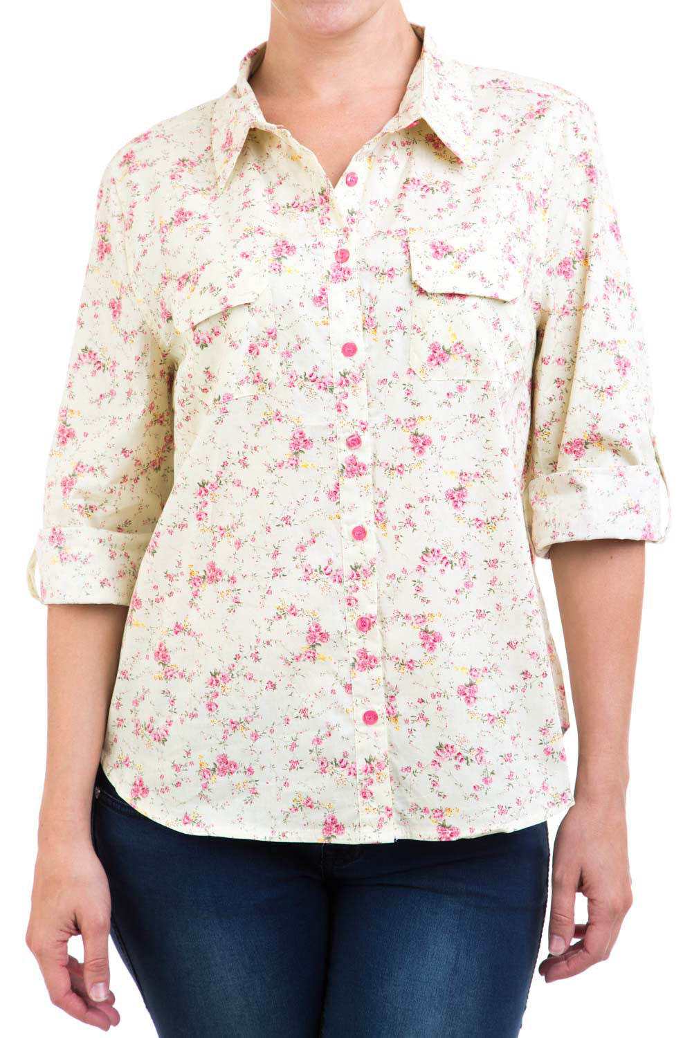 Type 1 Flower Posey Top