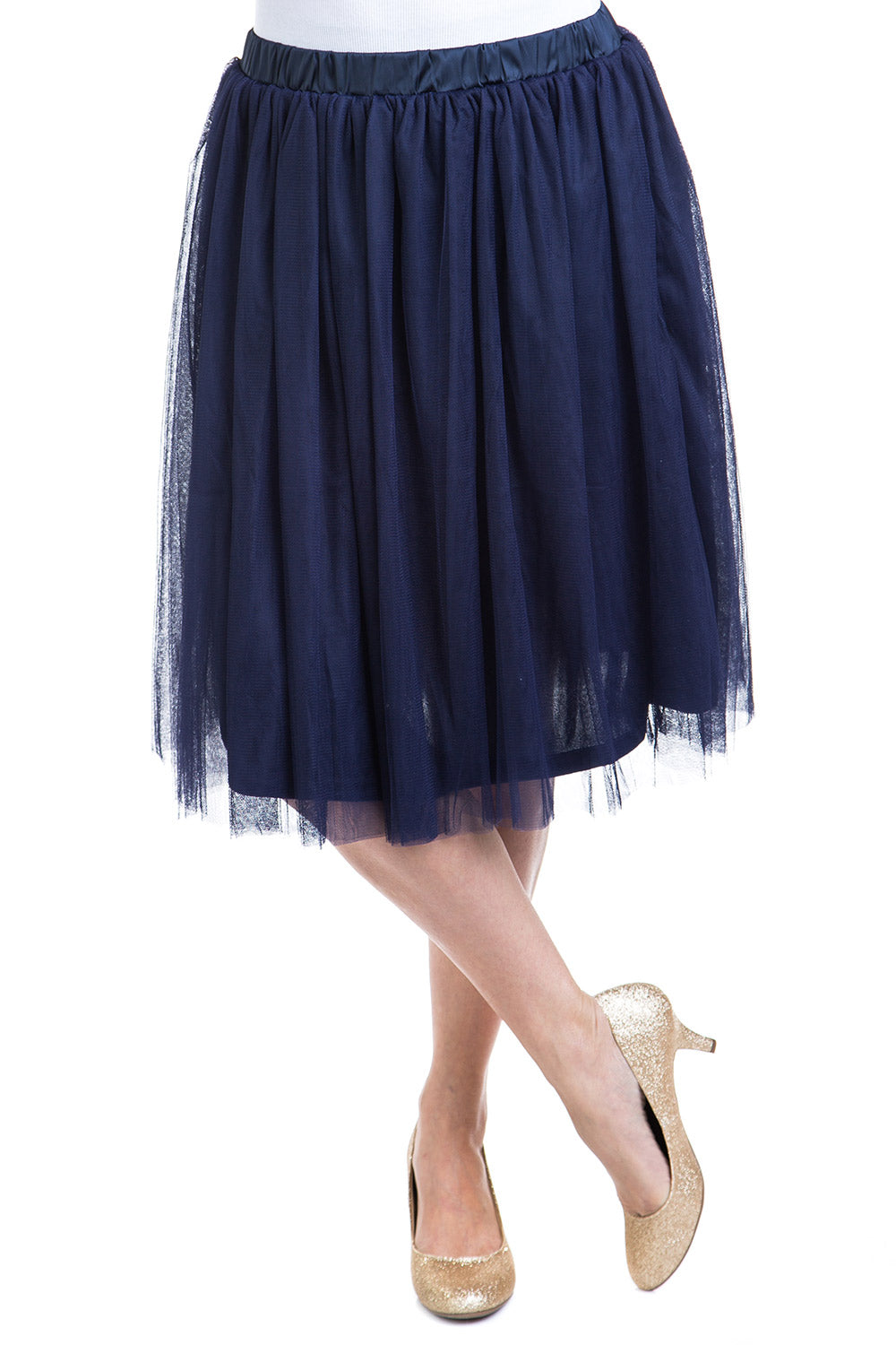 Type 1 Navy Tutu Skirt