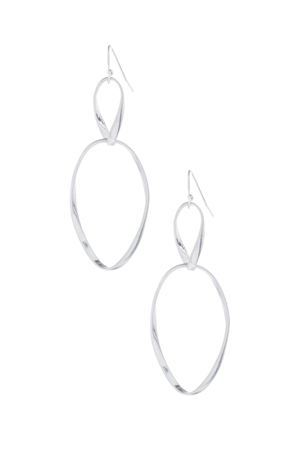 Type 2 Linked Comfort Earrings