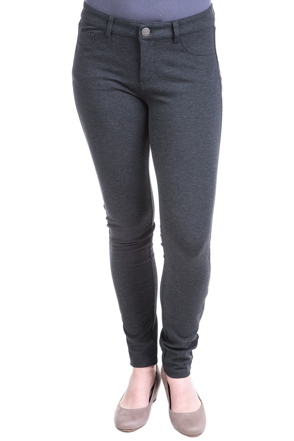 Type 2 Stay Classy Pants In Charcoal