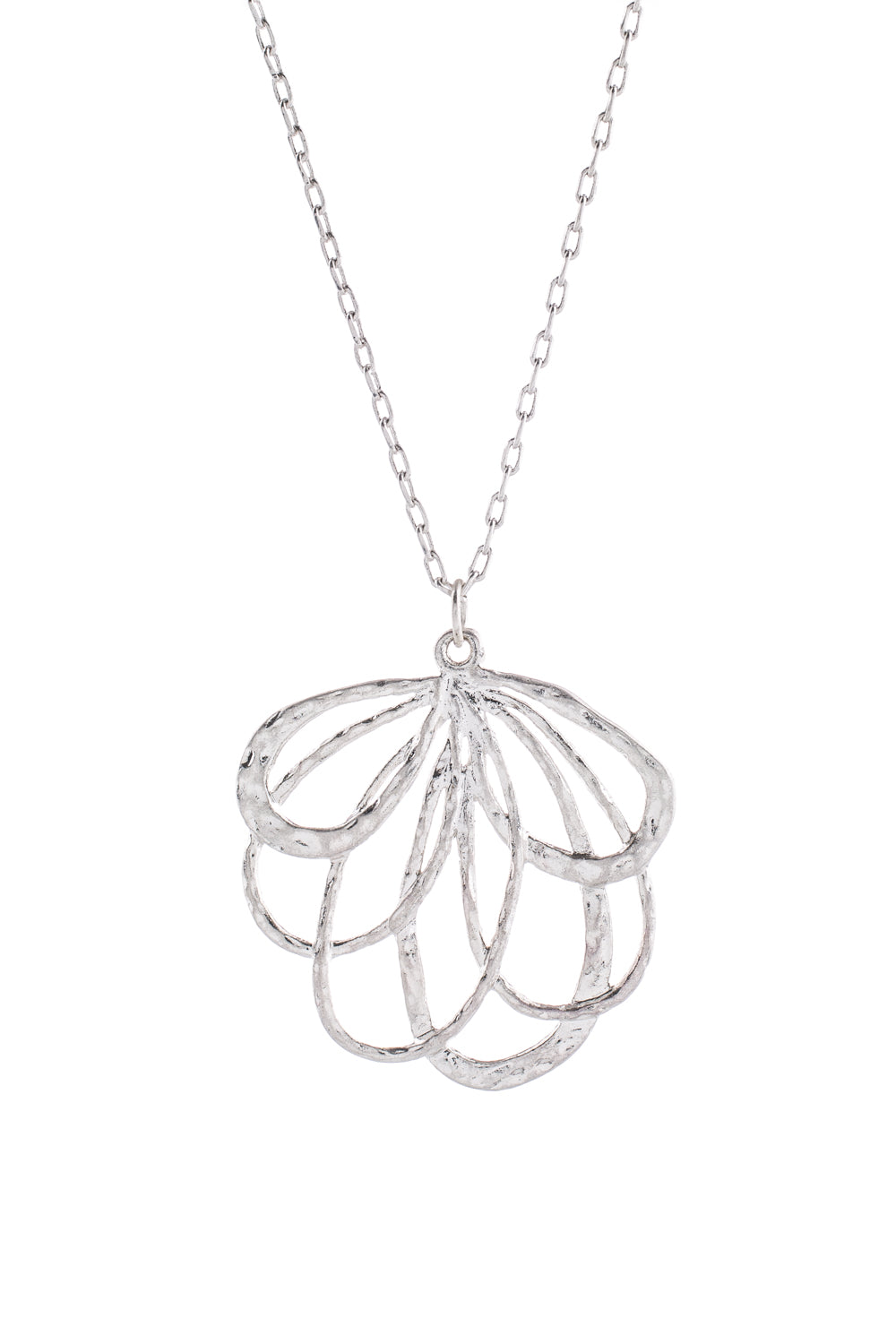 Type 2 Lovely Lotus Necklace