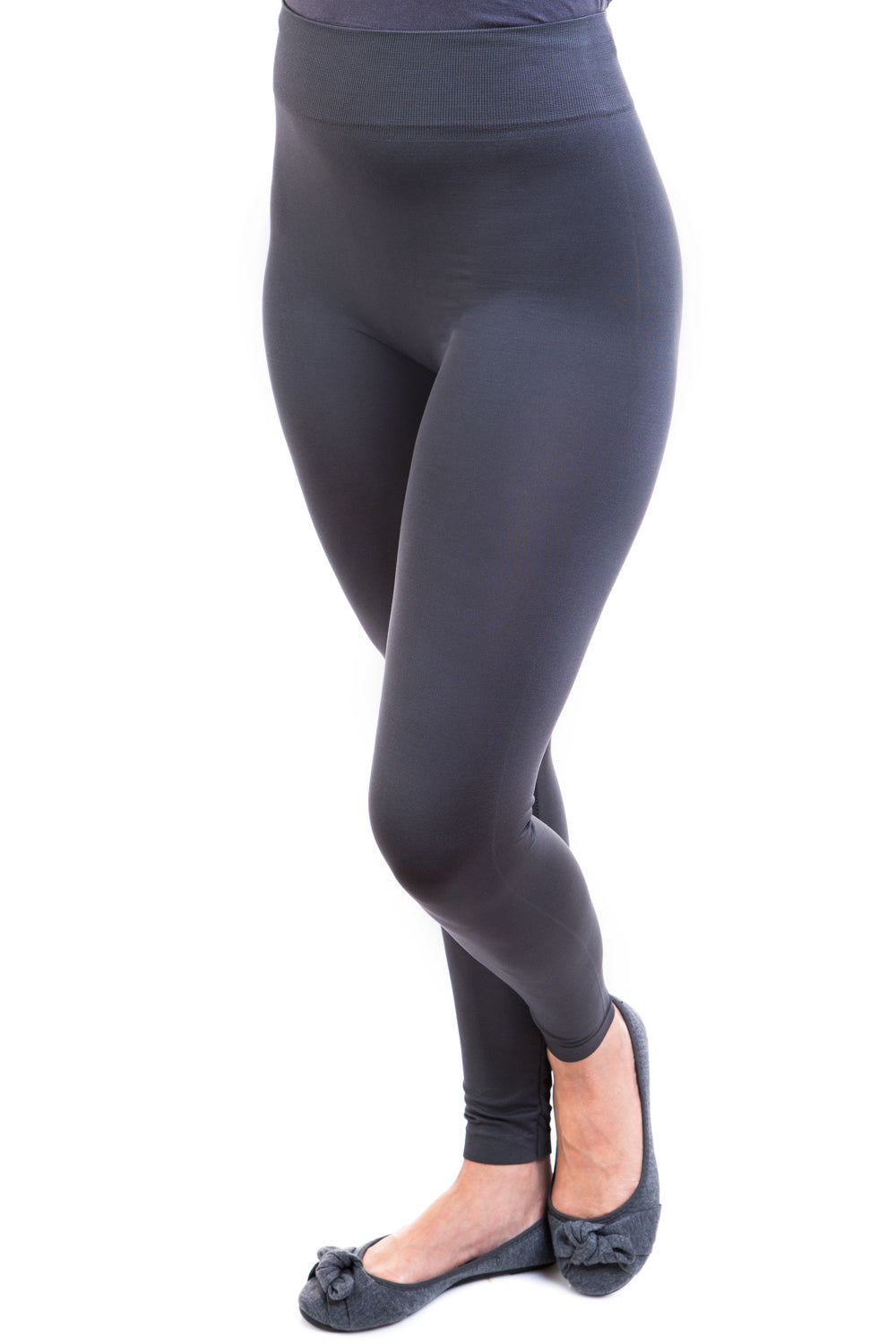 Type 2 PLUS Charcoal Leggings