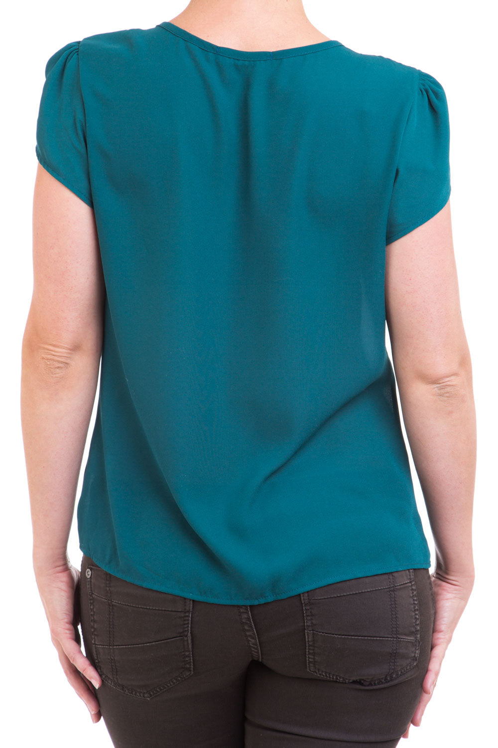 Type 2 So Lovely Top in Teal