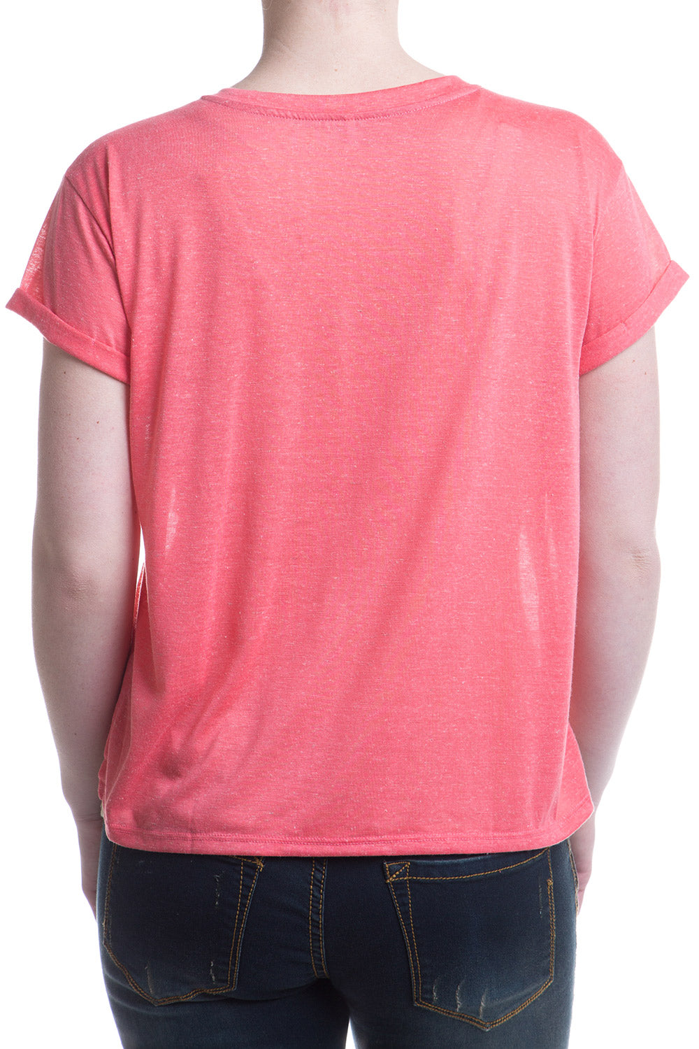 Type 3 Not So Basic Tee Top
