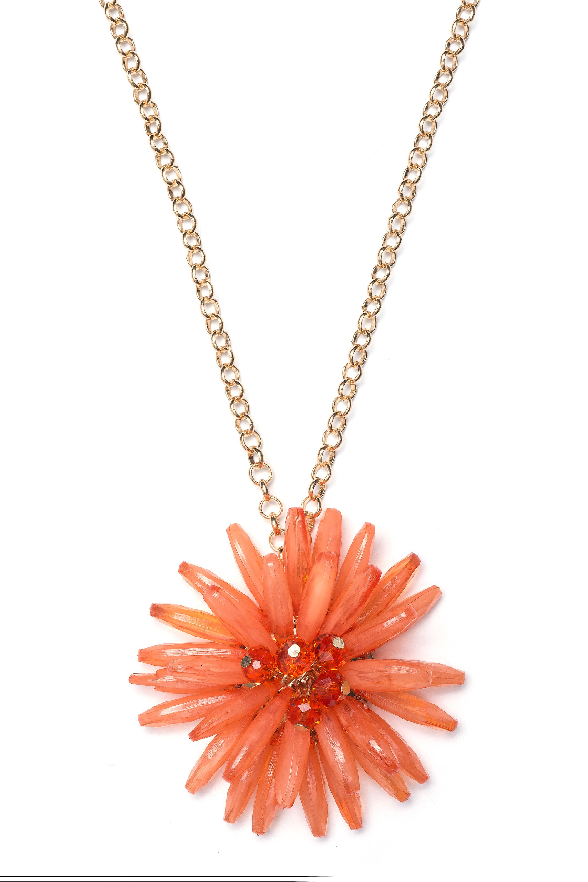 Type 1 Dragon Flower Necklace