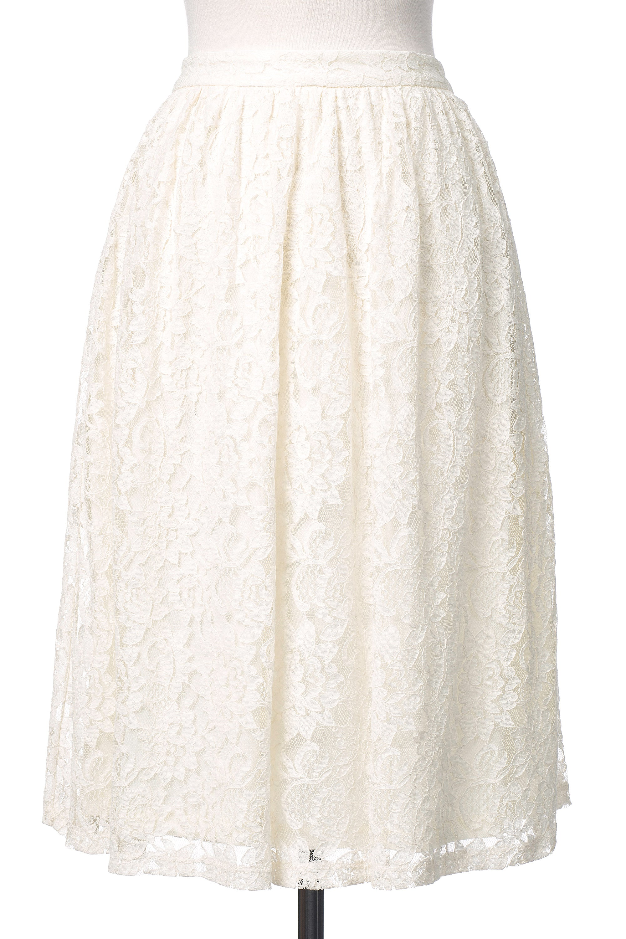 Type 1 Hyacinth Skirt in Cream