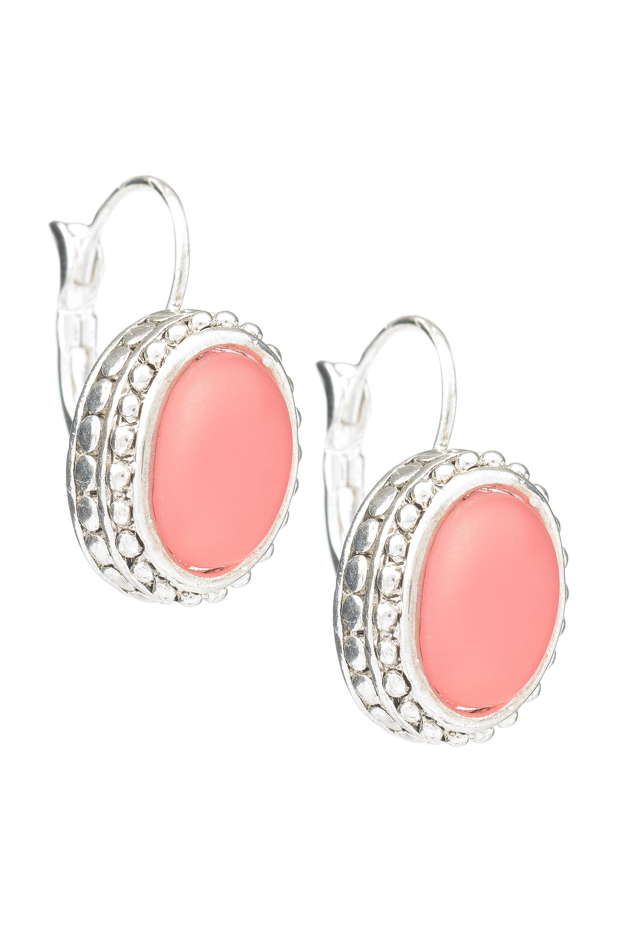 Type 2 Pleasant Peach Earrings
