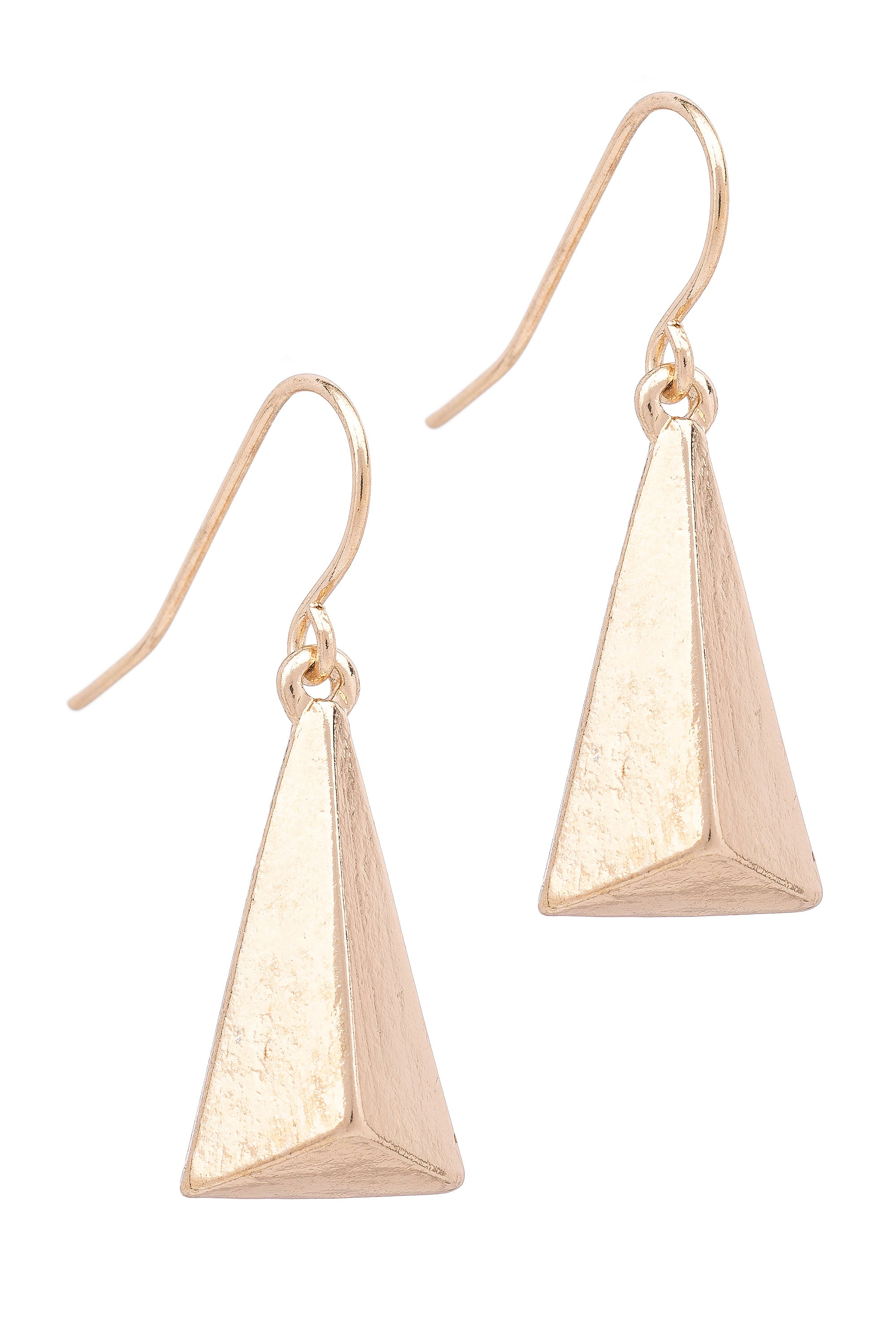 Type 3 Angular Accent Earrings