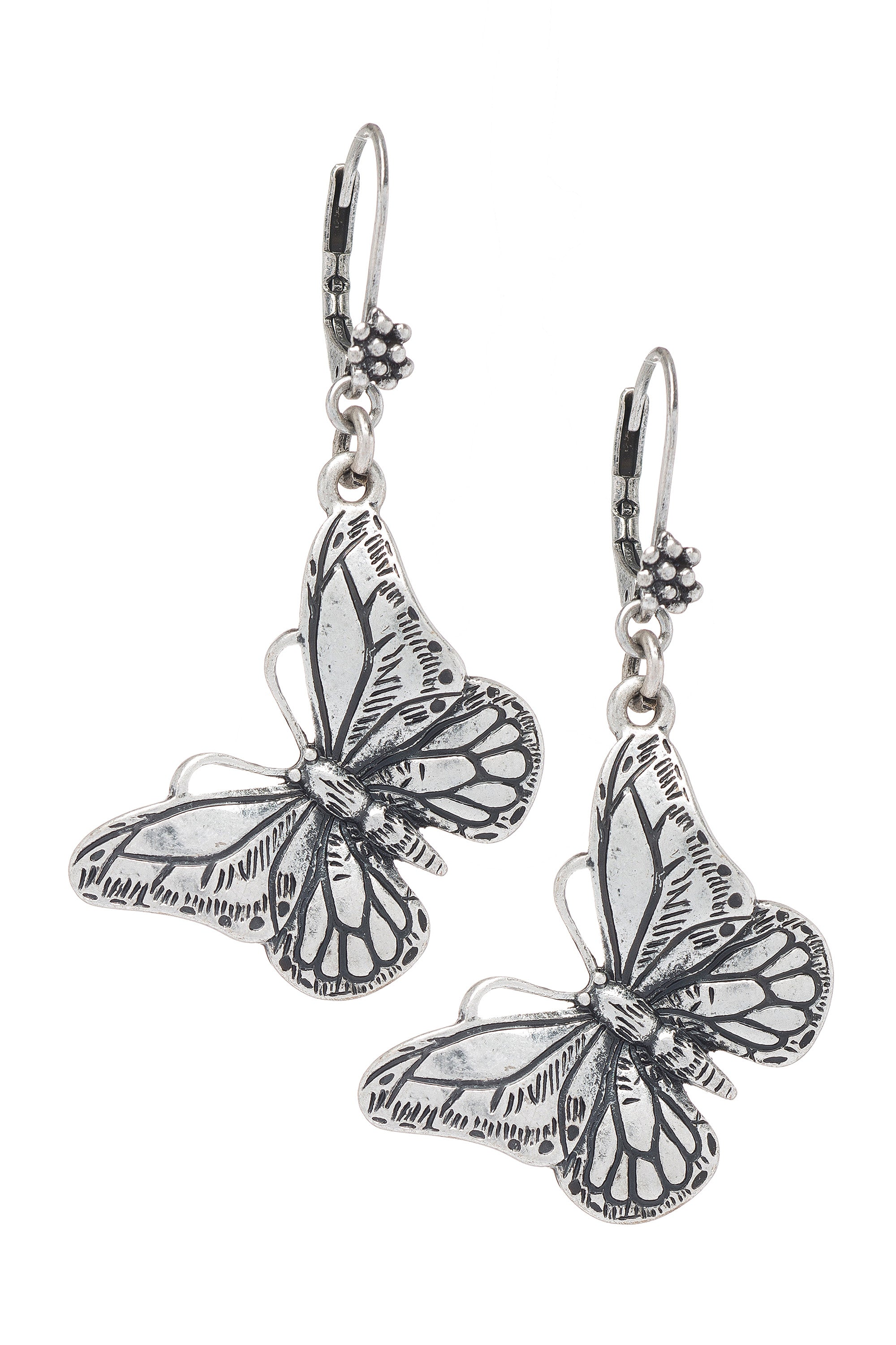 Type 2 Butterfly Fly Earrings