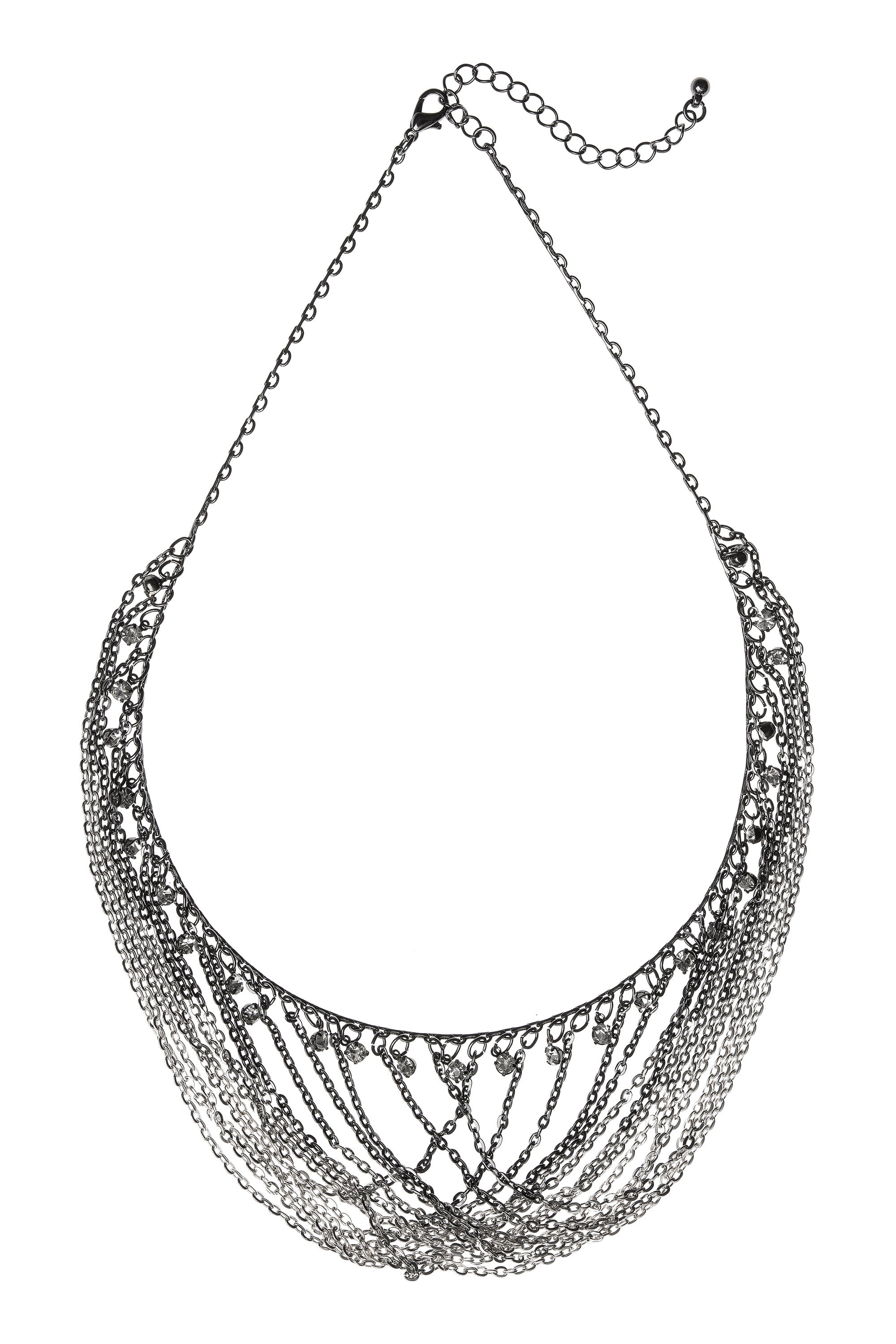 Type 2 Delicate Drape Necklace