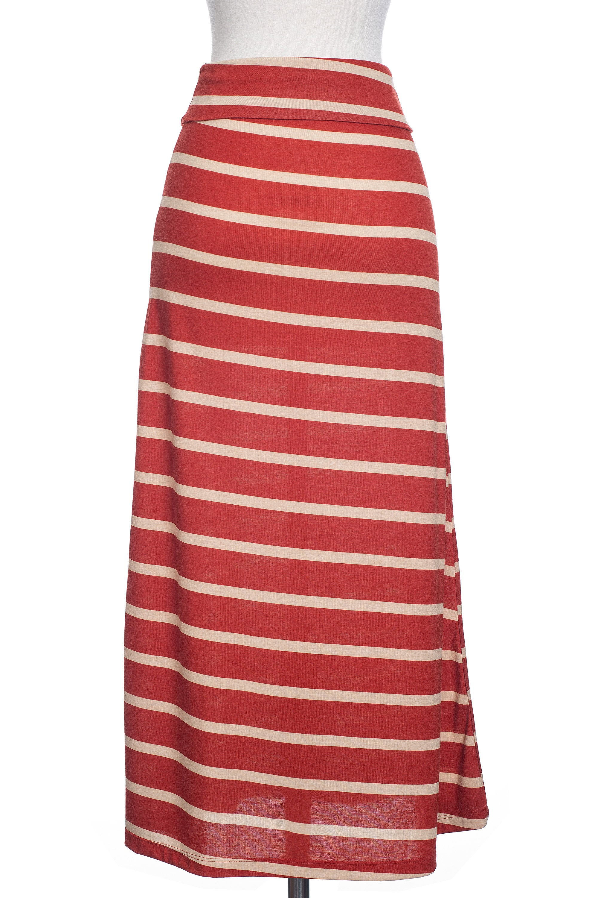 Type 3 Rusty Rows Maxi Skirt