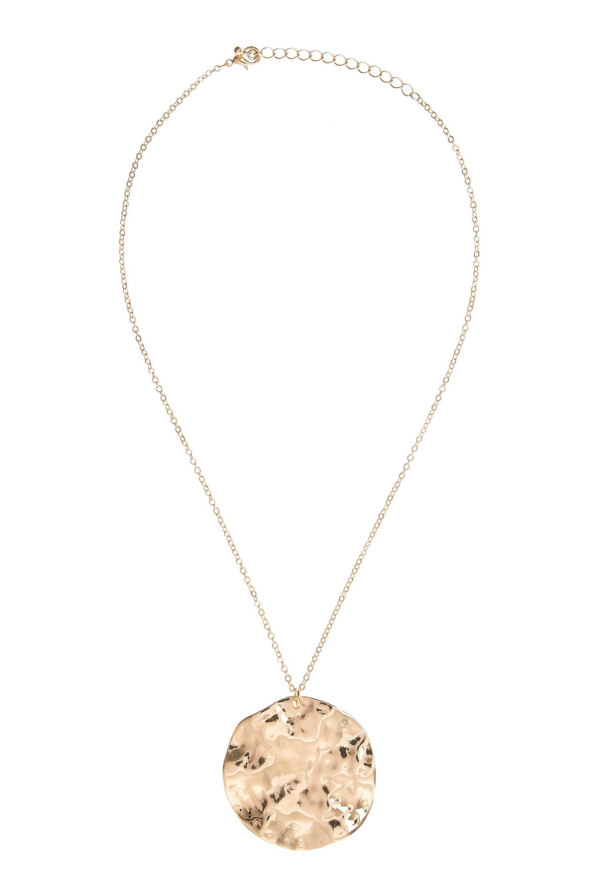 Type 1 Sand Dollar Necklace