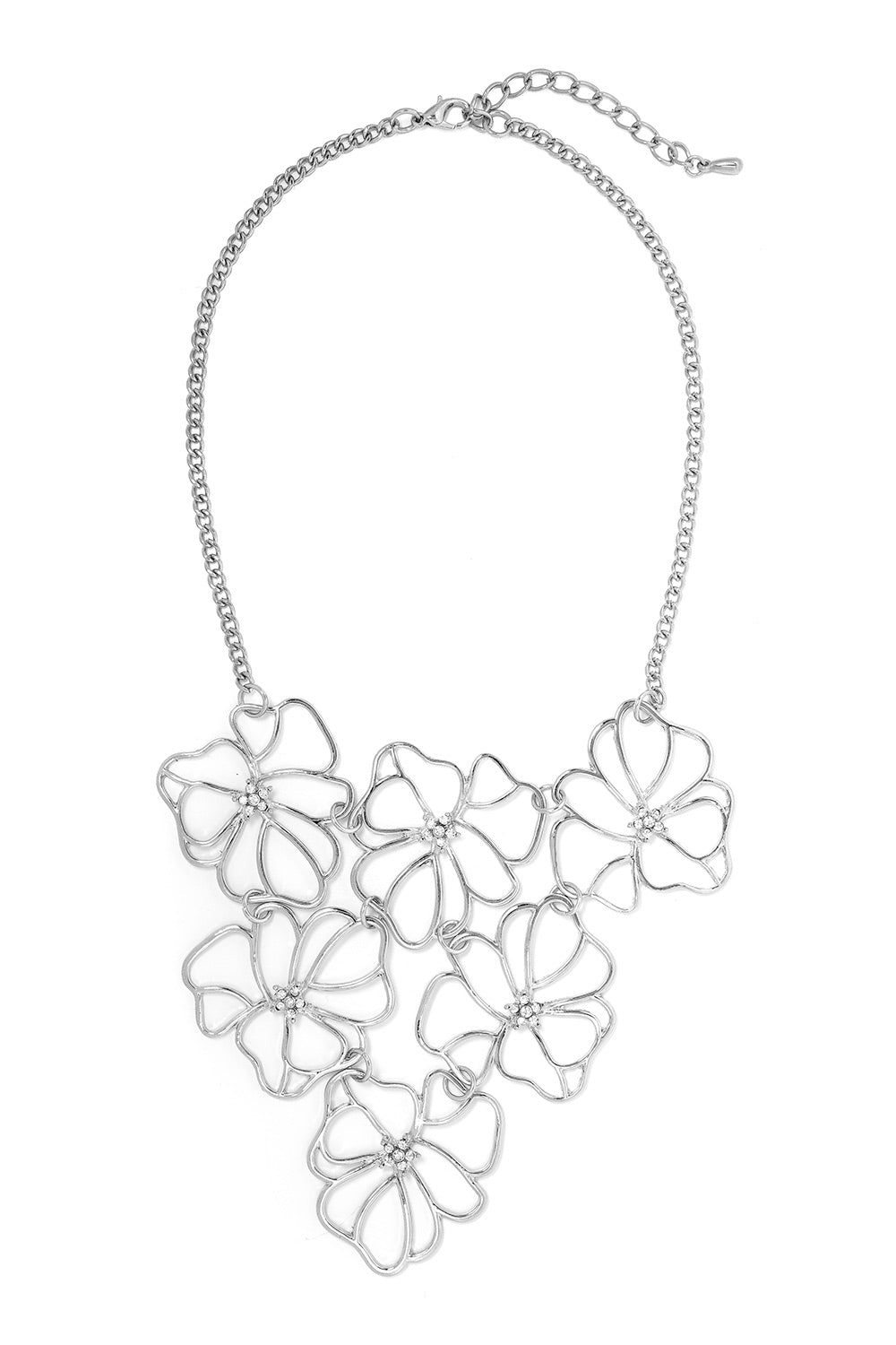Type 4 Flower Tower Necklace