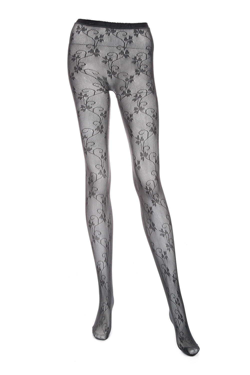 Type 2 Grey Ivy Tights