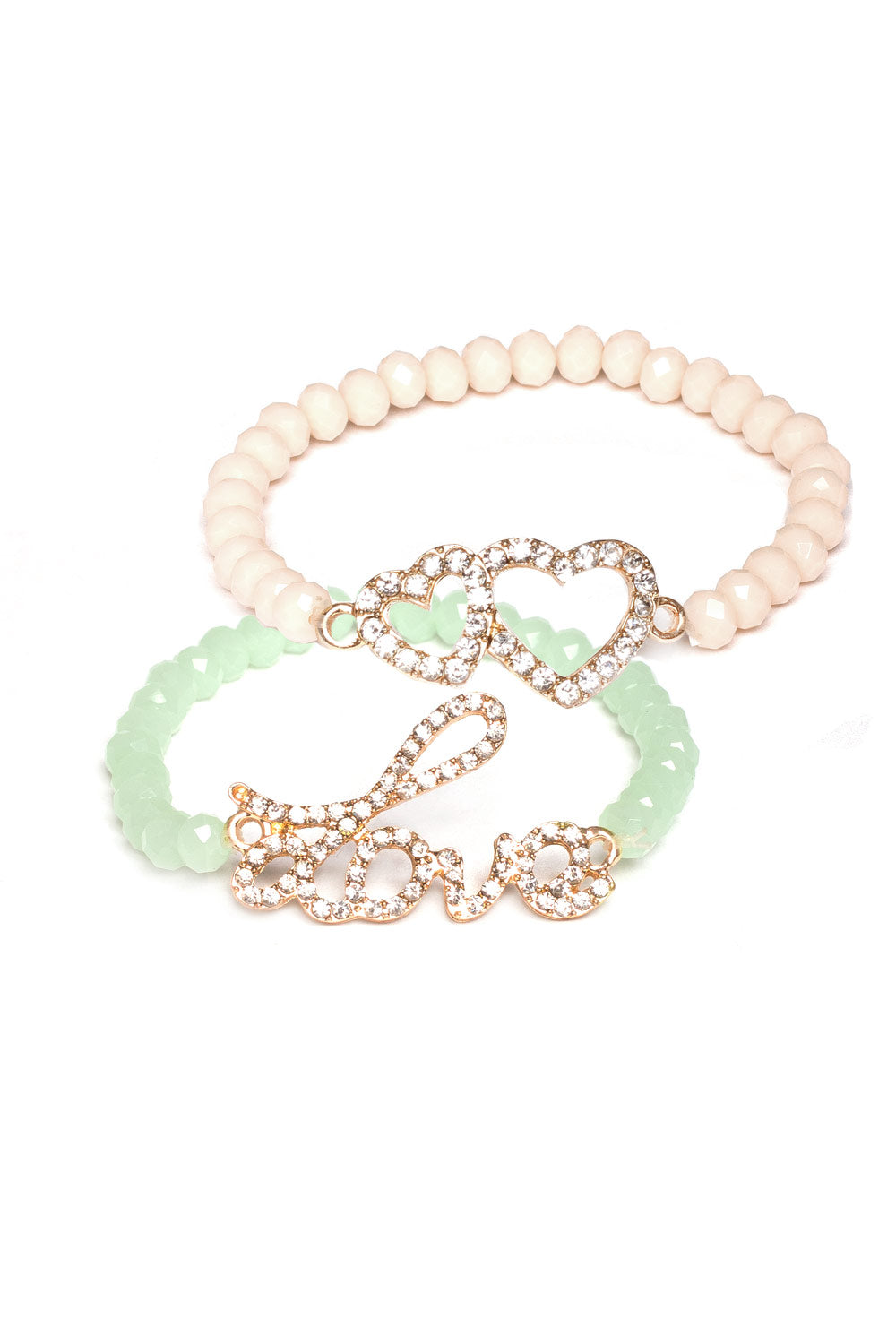 Type 1 Amour the Merrier Bracelet Set
