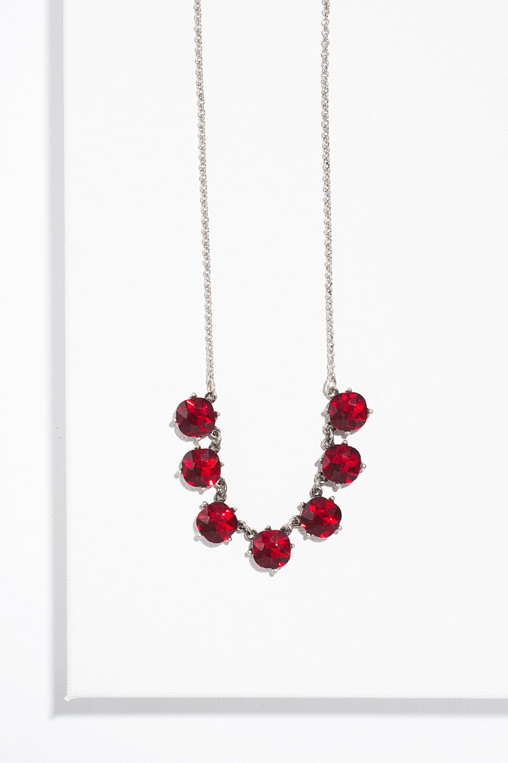 Type 4 Antique Rubies Necklace