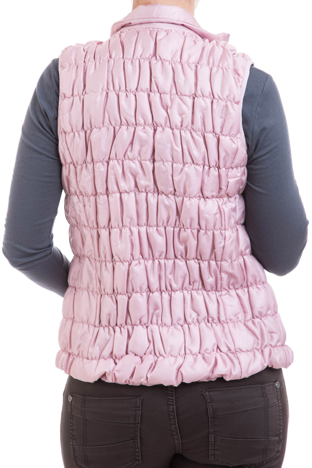 Type 2 Puffy Pink Vest