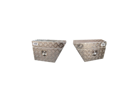 Pair of Underbody Boxes - Checker