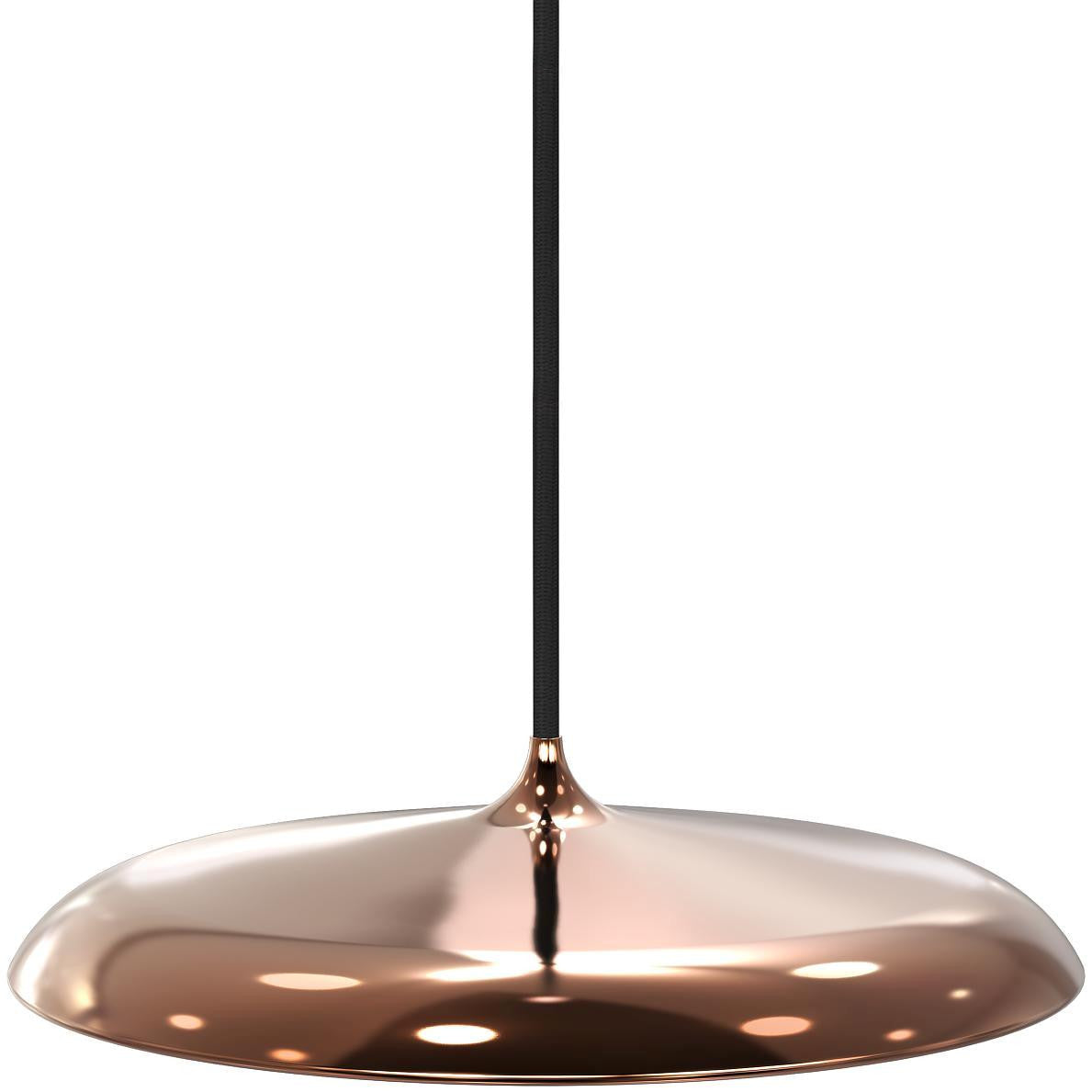 Artist 25 led copper pendant light interior source artist 25 led copper pendant light aloadofball