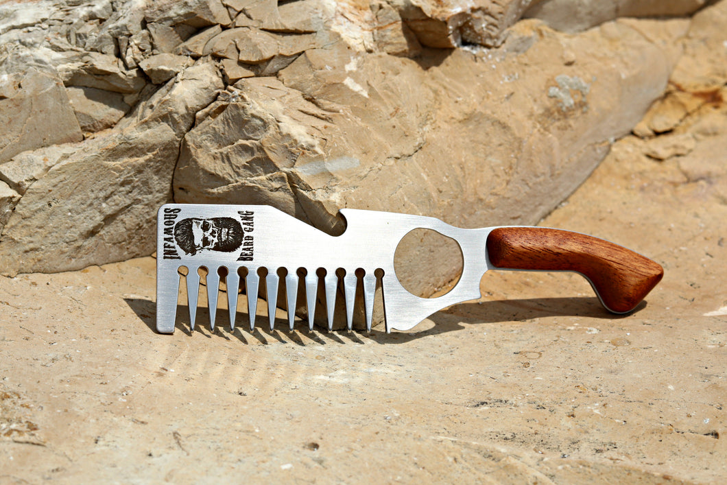 The Gentlemen's Comb