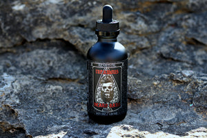Ace of Spades ♠ Beard Oil 4 oz - Infamous Beard Gang