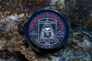 Ace of Spades ♠ Beard Balm 2.7 oz