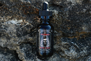 Ace of Spades ♠ Beard Oil 1 oz - Infamous Beard Gang
