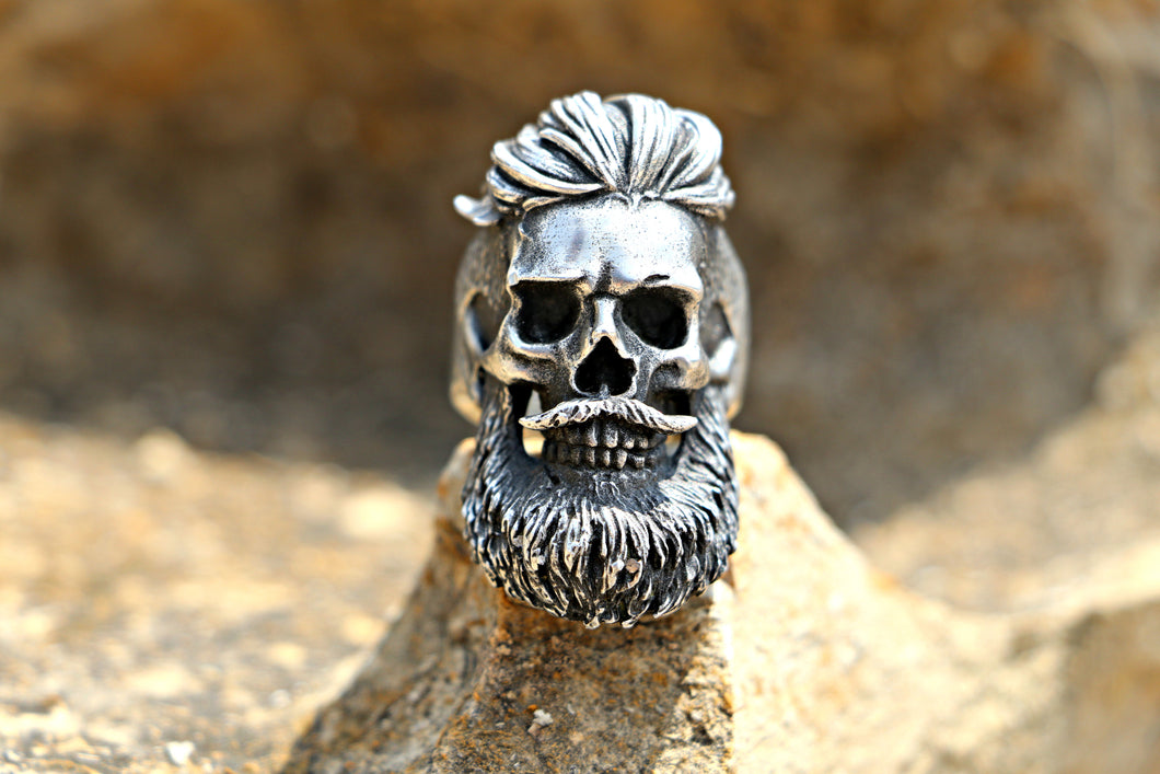 Brotherhood Ring - Infamous Beard Gang