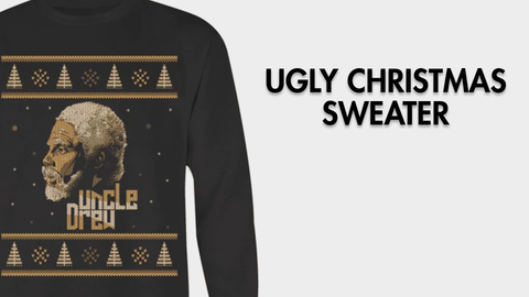 Limited Edition Christmas Sweater Collection